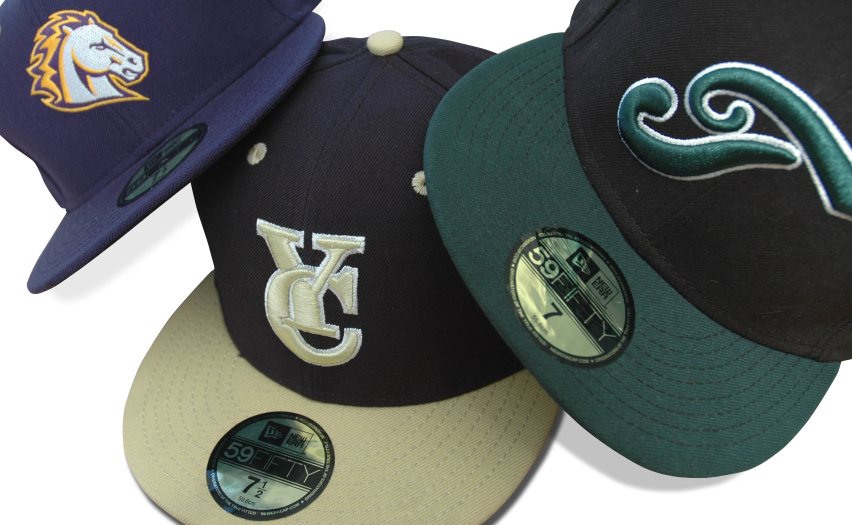 59Fifty Fitted Caps – The Ultimate Caps Customized for Your Team!