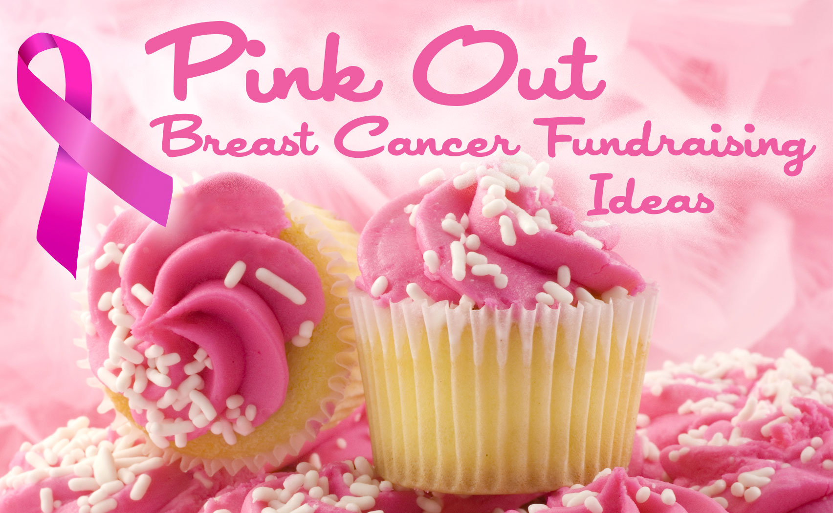 Pink Out Breast Cancer Fundraiser Ideas