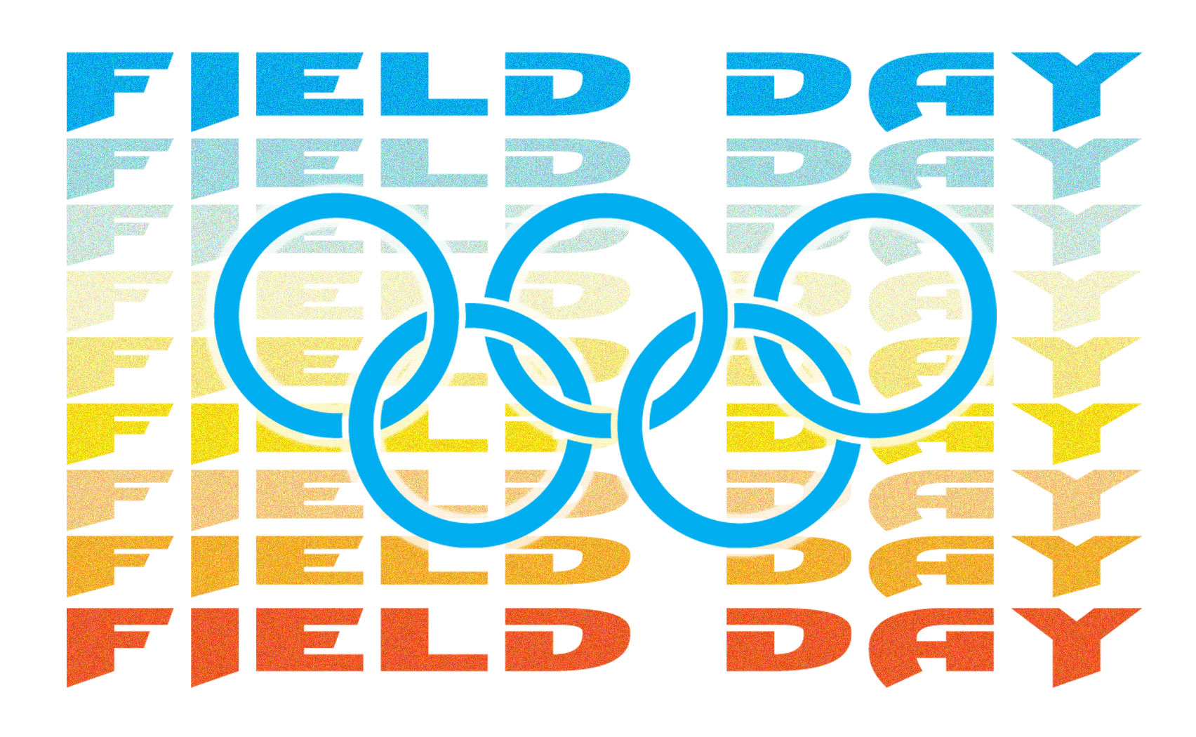 Field Day Shirt Designs for Elementary School Olympians