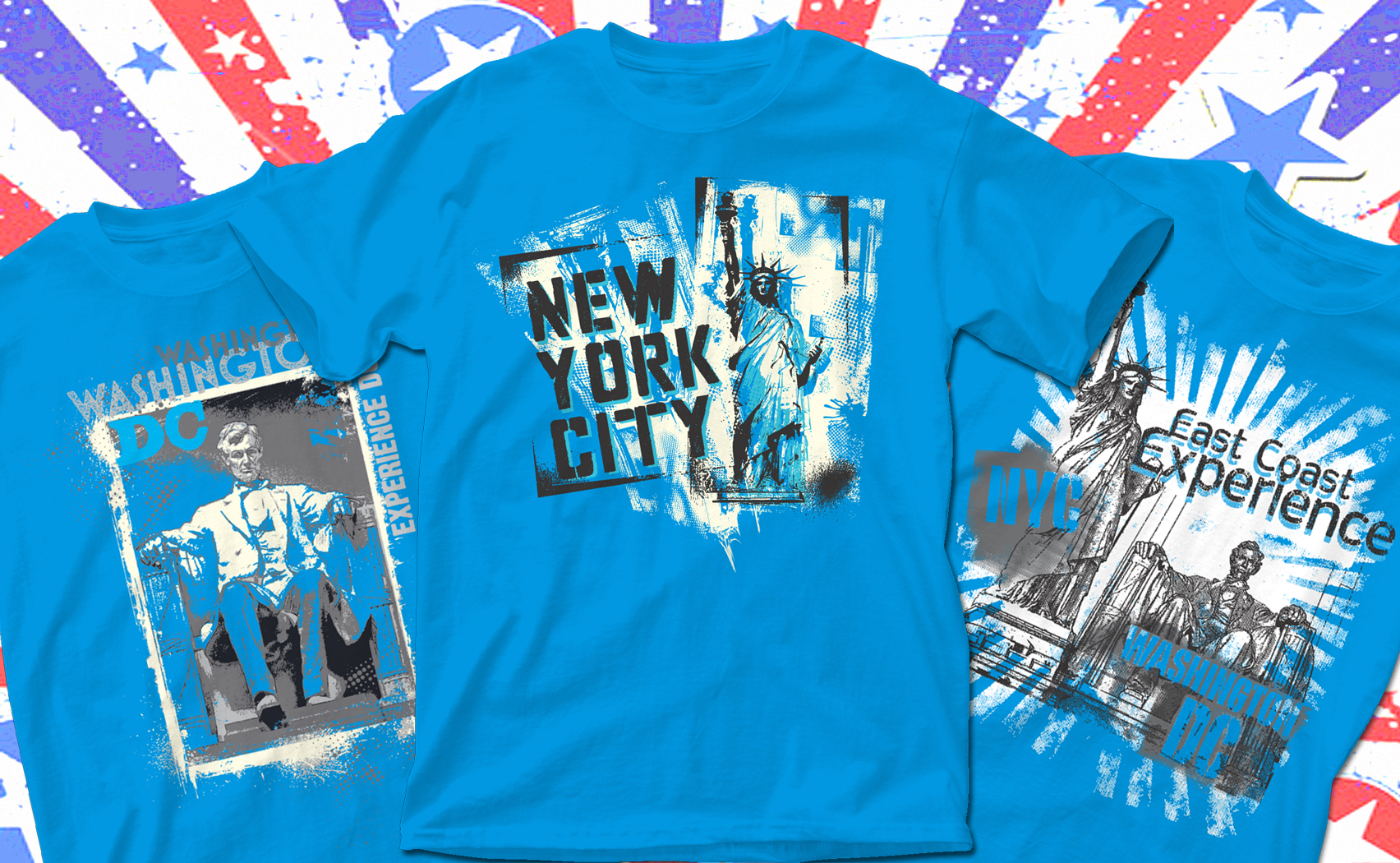Iza design blog washington dc nyc student travel t shirt for T shirts printing washington dc