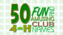 50-Fun-and-Amusing-4H-Club-Names3